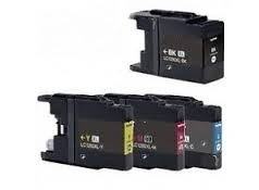 Brother LC-1280Z voordeelset ( 4 cartridges compatible)