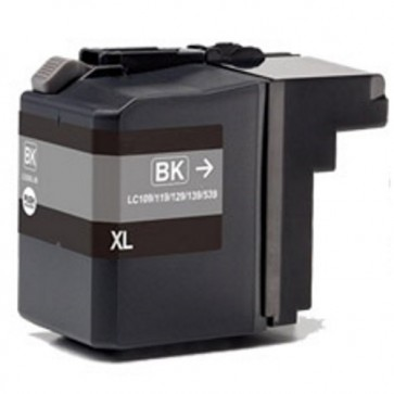 .Brother LC-129 BK (Compatible)