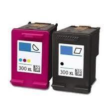 HP 300XL ZW en HP 300XL kleur Voordeelpak