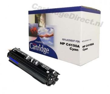 HP C4150A, Cyan, compatible.