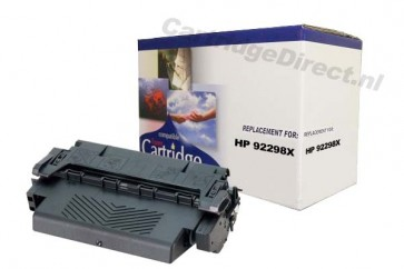 HP 92298X Zwart Compatible