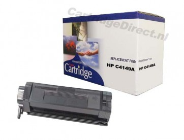 HP C4149A zwart, compatible