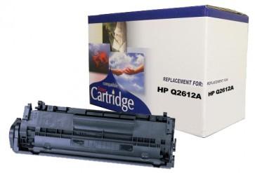 HP 12A (Q2612A)  zwart (compatible)