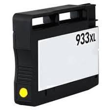 HP 933Y XL Geel (compatible)
