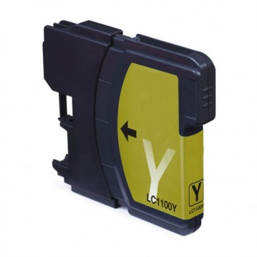 Brother LC-1100Y Yellow (compatible)