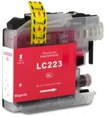.Brother LC-223M Magenta (compatible)