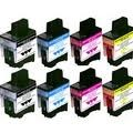 .Brother LC-900Z Voordeelset  (8 Compatible cartridges)