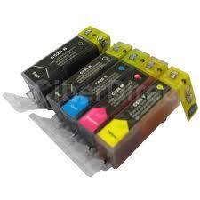 ..Canon CLI-526/PGI-525 voordeelset(5 Cartridges) met chip