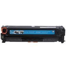 HP CC531A Cyaan (Compatible)