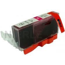 ..Canon CLI-526M magenta(Compatible)MET CHIP