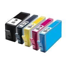 HP 364XL 5 Pack BK, PBK en drie kleuren Compatible (met chip)