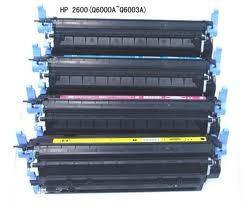 HP Q6004AZ Tonerset Zwart + 3 Kleuren