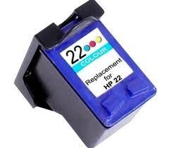 HP 22 kleur (C9352AE) EXTRA HOGE CAPACITEIT 23 ml!!!