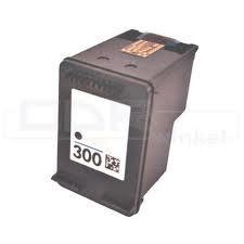 HP 300XL Zwart (remanufactured)