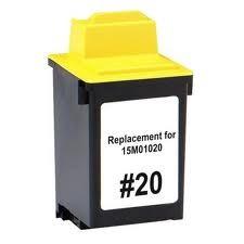 Lexmark nr 20/25 kleur  (compatible) 25 ml
