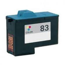 Lexmark nr 83 kleur (compatible) 24 ml