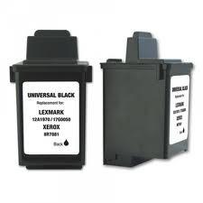 Lexmark nr 70  zwart (remanufactured) 40 ml