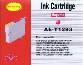 ,Epson T1293 Magenta (compatible)