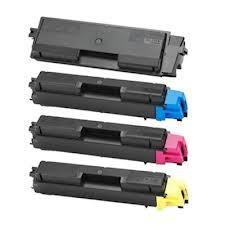 Kyocera TK-590z voordeelset (zwart en drie kleuren C,M,Y)