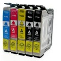 ,Epson T1281-T1284 Voordeelset (5 compatible cartridges)