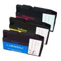 Lexmark 210XL voordeelset (3 kleuren C,M,Y) compatible