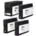Hp 950/951 Voordeelset (4 cartridges) compatible