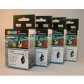 .Brother LC-900YZ Voordeelset (4 compatible cartridges)