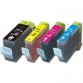 Canon BCI-3e Set (4 compatible cartridges)