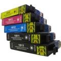 ,Epson Voordeelset (T1811-T1814) 5 cartridges compatible