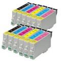 Epson T0481 t/m T0486 Voordeelset (12 cartridges)