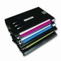 Samsung CLP-500D7Z Tonerset Zwart  + Drie kleuren (compatible)
