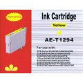 ,Epson T1294 Yellow (compatible)